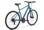 Велосипед FUJI TRAVERSE 1.5 BLUE GREEN 2020 1