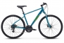 Велосипед FUJI TRAVERSE 1.5 BLUE GREEN 2020
